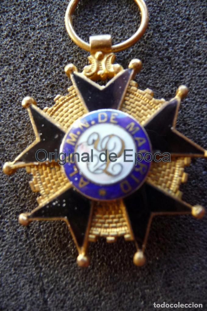 Militaria: (JX-171188) Medalla a la Milicia Nacional Voluntaria de Madrid en Cadiz .( G.C.651) . - Foto 2 - 103578059