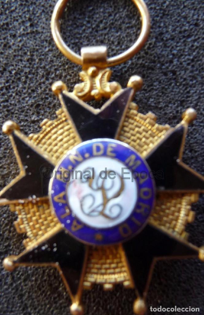 Militaria: (JX-171188) Medalla a la Milicia Nacional Voluntaria de Madrid en Cadiz .( G.C.651) . - Foto 3 - 103578059