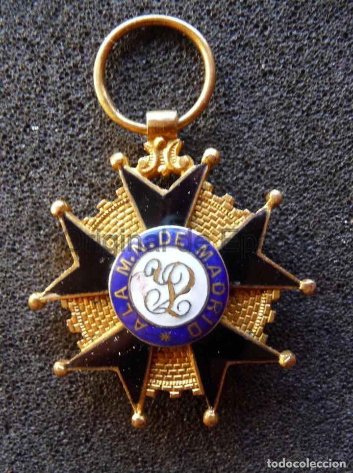 Militaria: (JX-171188) Medalla a la Milicia Nacional Voluntaria de Madrid en Cadiz .( G.C.651) . - Foto 8 - 103578059