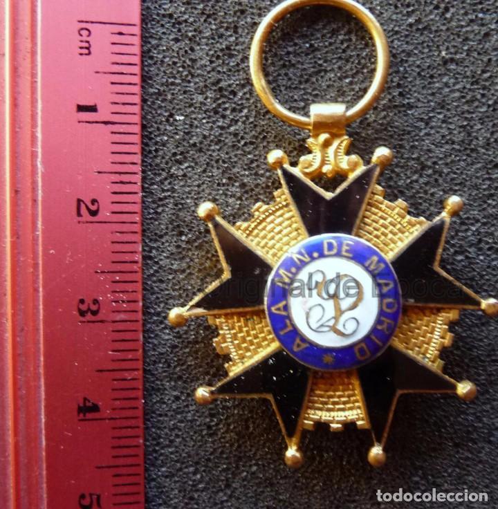 Militaria: (JX-171188) Medalla a la Milicia Nacional Voluntaria de Madrid en Cadiz .( G.C.651) . - Foto 9 - 103578059