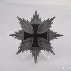 Militaria: WWII STAR OF THE GRAND CROSS OF THE IRON CROSS 1939. Lote 103780875