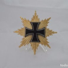 Militaria: WWII STAR OF THE GRAND CROSS OF THE IRON CROSS 1914. Lote 103780975