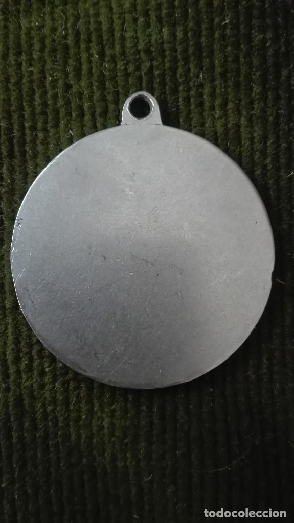 Militaria: medalla metálica infantería de Marina - Foto 2 - 103833155