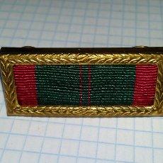 Militaria: PASADOR DE CINTA, DE DOBLE PIN. Lote 104097031