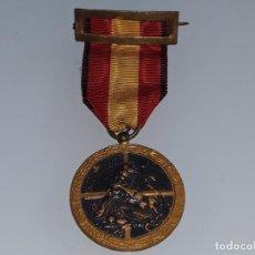 Militaria: ANTIGUA MEDALLA CAMPAÑA MILITAR DEL ALZAMIENTO NACIONAL 17 DE JULIO DE 1936 GUERRA CIVIL . Lote 104177491