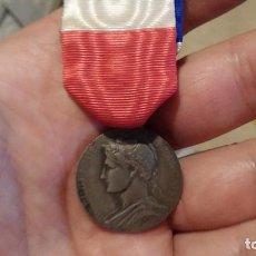 Militaria: MEDALLA FRANCESA AL TRABAJO 1941. Lote 104322807