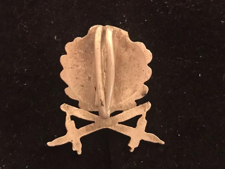 Militaria: Hojas de roble espadas medalla cruz de caballero eichenlaub oakleaves Reich Hitler ritterkreuz nazi - Foto 2 - 92179660