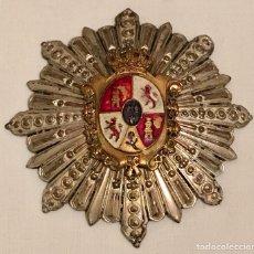 Militaria: PLACA O CONDECORACIÓN MILITAR DE ALFONSO XIII. Lote 104639614