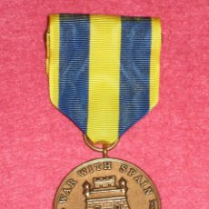 Militaria: SPANISH CAMPAIGN MEDAL. USA. Lote 105621855