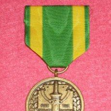 Militaria: SPANISH WAR SERVICE MEDAL. USA. Lote 105622027