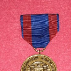 Militaria: PHILIPPINE CAMPAIGN MEDAL. Lote 105622167