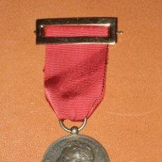 Militaria: MEDALLA DE LA PROCLAMACION DE ALFONSO XIII. GRABADOR B. MAURA. Lote 105682699