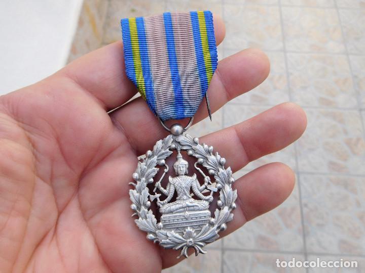 MEDALLA DE CAMBOYA (Militar - Medallas Extranjeras Originales)