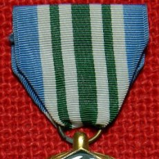 Militaria: ORIGINAL - USA - MEDALLA ENCOMIO MILITAR - THE COMMENDATION MEDAL - SERVICIO CONJUNTO - 1963. Lote 105992563