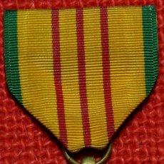 Militaria: ORIGINAL - USA - MEDALLA DE SERVICIO EN VIETNAM - MEDAL OF VIETNAM - 1965. Lote 133856233