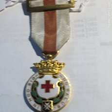 Militaria: MEDALLA DAMA CRUZ ROJA. Lote 106032907