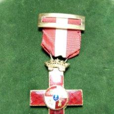 Militaria: CRUZ AL MÉRITO MILITAR - DISTINTIVO ROJO - ÉPOCA FRANQUISTA - BUEN ESTADO DE CONSERVACIÓN -. Lote 106622511