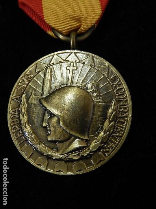 Militaria: Cuadro conjunto de recompensas, distintivos relacionados con la División Azul / Ejército Alemán (2) - Foto 26 - 106644455