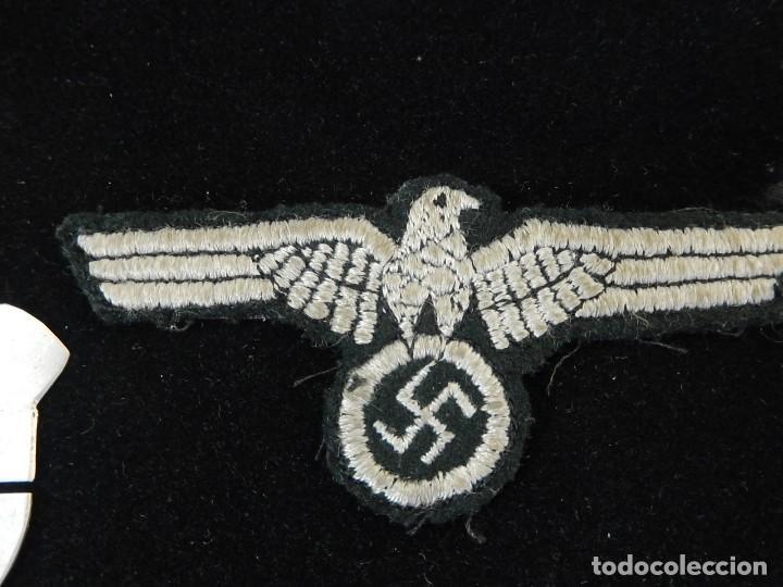 Militaria: Cuadro conjunto de recompensas, distintivos relacionados con la División Azul / Ejército Alemán (2) - Foto 24 - 106644455