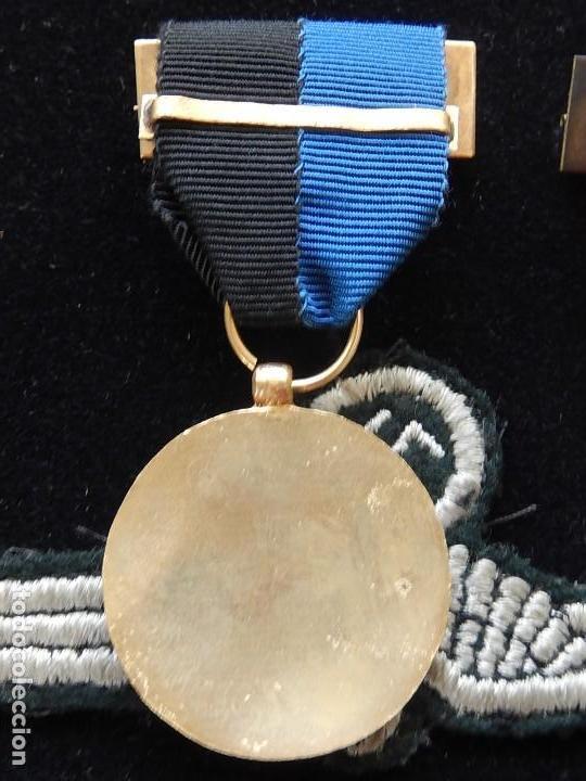 Militaria: Cuadro conjunto de recompensas, distintivos relacionados con la División Azul / Ejército Alemán (2) - Foto 36 - 106644455