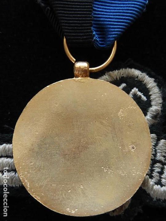 Militaria: Cuadro conjunto de recompensas, distintivos relacionados con la División Azul / Ejército Alemán (2) - Foto 37 - 106644455