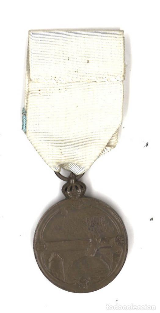 Militaria: Medalla del centenario de la batalla de Puente Sampayo 1809-1909 - Foto 2 - 107029451