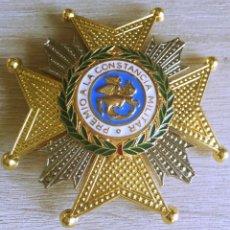 Militaria: PLACA DE SAN HERMENEGILDO INCLUYE ESTUCHE ESTUCHE. Lote 116467986