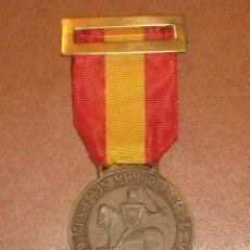 Militaria: MEDALLA DE LA CRUZADA (DIPUTACION DE VIZCAYA). Lote 107352999