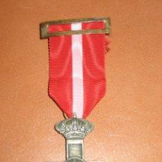 Militaria: MEDALLA MERITO MILITAR DISTINTIVO ROJO. TROPA. 1868. Lote 107842531