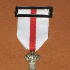 Militaria: MEDALLA MERITO MILITAR DISTINTIVO BLANCO. TROPA. 1868. Lote 107843195