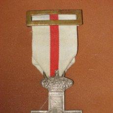 Militaria: MEDALLA MERITO MILITAR DISTINTIVO BLANCO, TROPA. 1889. Lote 107843311