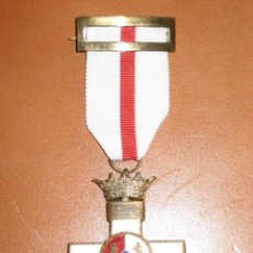 Militaria: MEDALLA MERITO MILITAR CON DISTINTIVO BLANCO. 1938. Lote 107843959