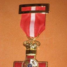 Militaria: MEDALLA MERITO MILITAR CON DISTINTIVO ROJO. 2003. Lote 107844379