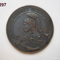 Militaria: MEDALLA DE LOS CAMPEONATOS DEPORTIVO - MILITARES. ATLETISMO 1952. ENVÍO GRATUITO (CERTIFICADO).. Lote 107995347