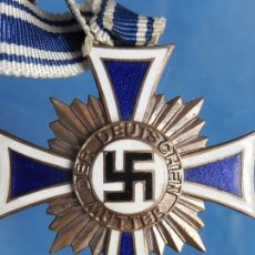 Militaria: ALEMANIA. III REICH. MEDALLA DE LA MADRE. EHRENKREUZ DER DEUTSCHEN MUTTER.. Lote 108372015