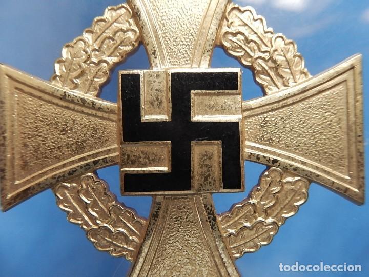 Militaria: Alemania. III Reich. Medalla 40 años. Treudienst Ehrenzeichen. Con caja. - Foto 2 - 108372679