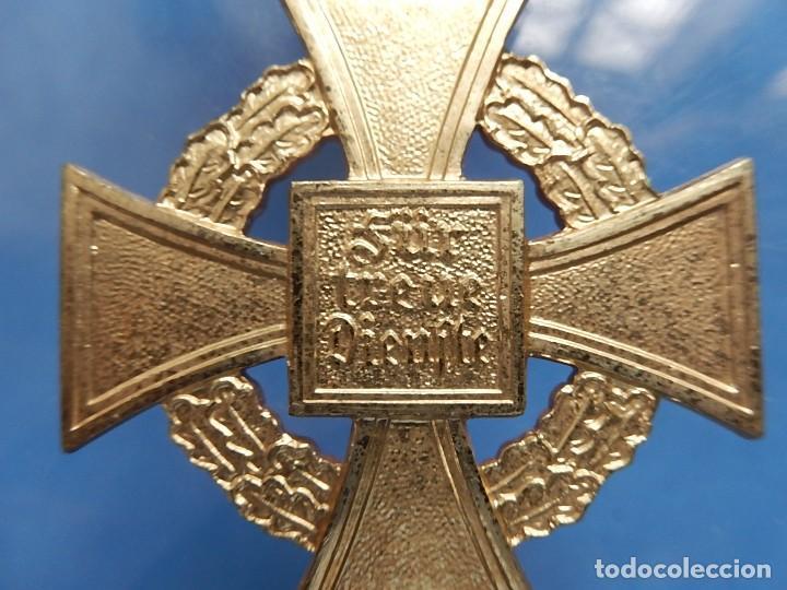 Militaria: Alemania. III Reich. Medalla 40 años. Treudienst Ehrenzeichen. Con caja. - Foto 7 - 108372679