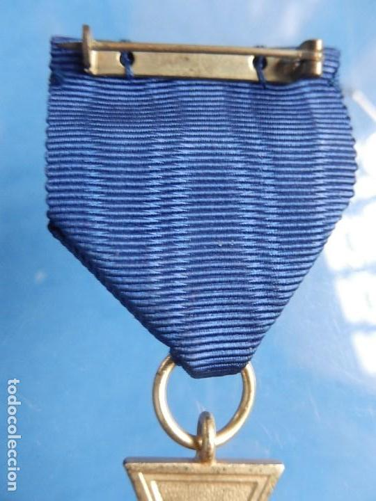 Militaria: Alemania. III Reich. Medalla 40 años. Treudienst Ehrenzeichen. Con caja. - Foto 9 - 108372679