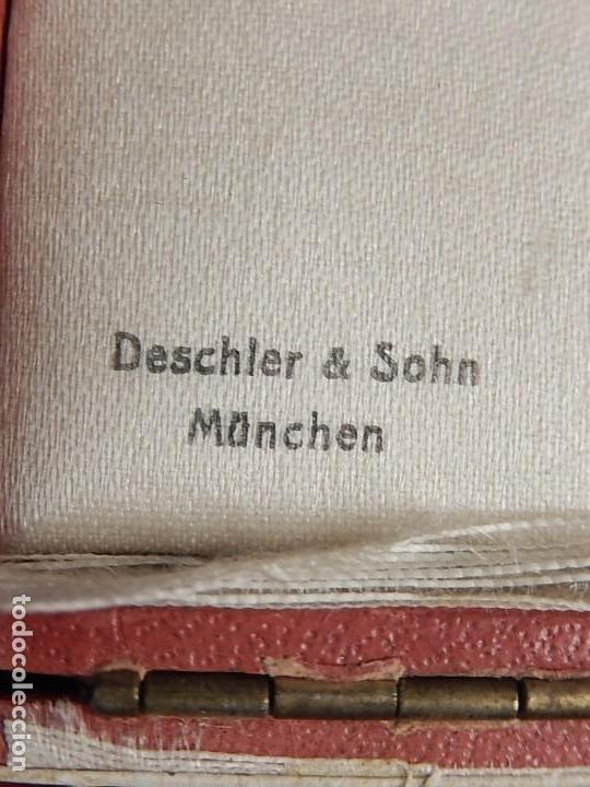 Militaria: Alemania. III Reich. Medalla 40 años. Treudienst Ehrenzeichen. Con caja. - Foto 13 - 108372679