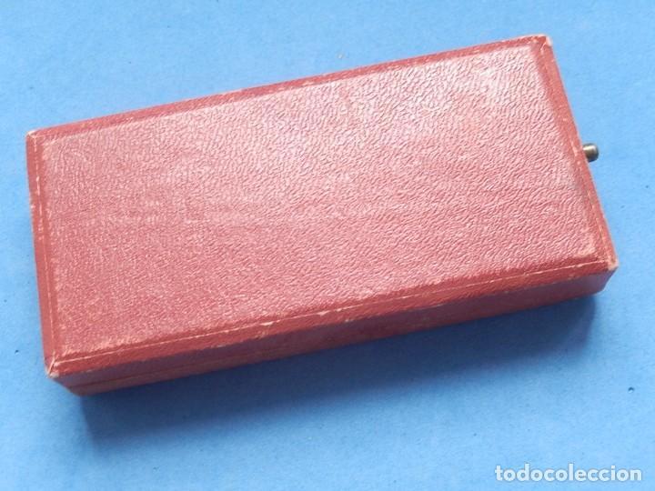 Militaria: Alemania. III Reich. Medalla 40 años. Treudienst Ehrenzeichen. Con caja. - Foto 16 - 108372679