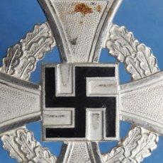 Militaria: ALEMANIA. III REICH. MEDALLA 25 AÑOS. TREUDIENST EHRENZEICHEN. CON CAJA.. Lote 108373047