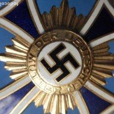 Militaria: ALEMANIA. III REICH. MEDALLA DE LA MADRE. EHRENKREUZ DER DEUTSCHEN MUTTER. 1ª CLASE. CON CAJA.. Lote 108373699
