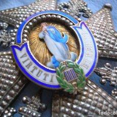 Militaria: MUY ANTIGUA GRAN CRUZ DE LA REAL ORDEN DE CARLOS III. CASA CEJALVO.. Lote 108441011