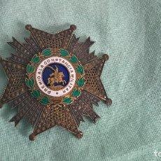 Militaria: PLACA SAN HERMENEGILDO..GUERRA CIVIL... Lote 108869187