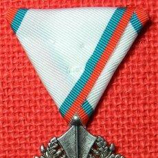 Militaria: BULGARIA - ORDEN AL MERITO CIVIL - 1891 - TAMAÑO REAL - ESCALA 1:1 - ALTA CALIDAD.. Lote 109186363