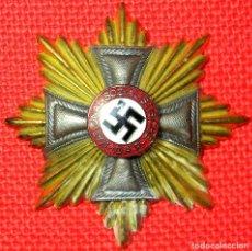 Militaria: ALEMANIA - GRAN CRUZ NATIONAL SOZIALISTISCHE - D.A.P. - III REICH - GRAN CALIDAD. Lote 109187403