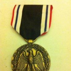 Militaria: MEDALLA USA- PRISONER OF WAR. Lote 109263819