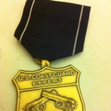 Militaria: MEDALLA USA-U.S.COAST GUARD EXPERT. Lote 109263955