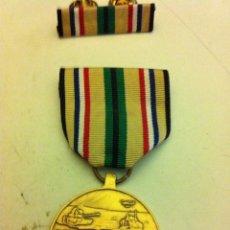 Militaria: MEDALLA USA -GUERRA DEL GOLFO 1991 (NUEVA). Lote 109334599