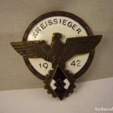 Militaria: ALEMANIA III REICH - MEDALLA GAUSIEGER 1939 - COPIA. Lote 109504343